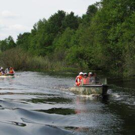Поліська Амазонія – Волинь заповідна