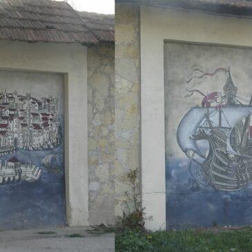 Каменец-Подольский – город-графити