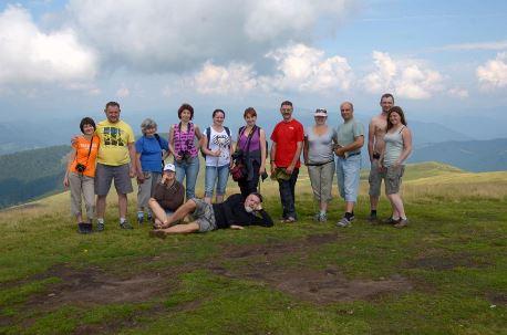 Відпустка в Карпатах
