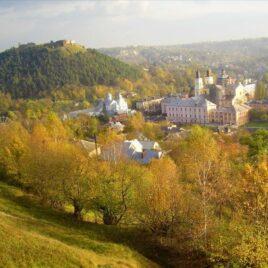 Кременецькі гори і Мале Полісся