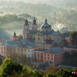 Кременецькі гори і замки Волині