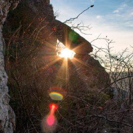 Містичні Товтри. Сакральна печера-сховок, волхви та сліди Богородиці
