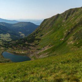 Весняна Чорногора та Рахівські гори